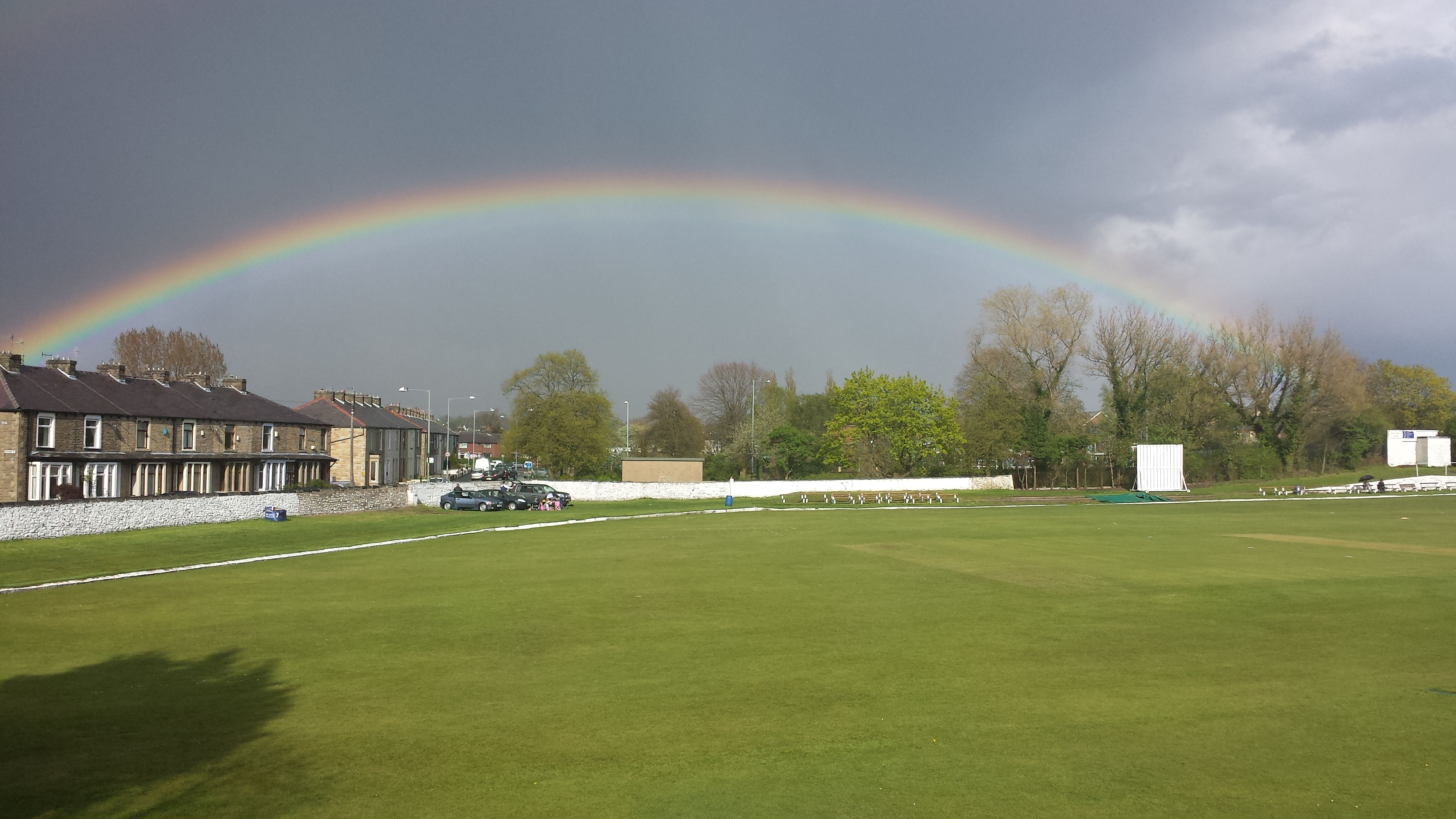 Rainbow at Lowerhouse